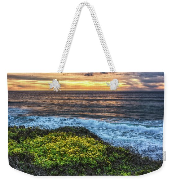 Surf And Turf Weekender Tote Bag