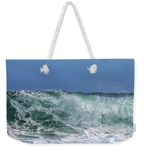 Surfing Out  Weekender Tote Bag