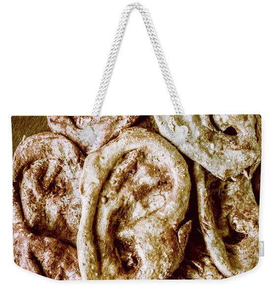 Surgical Nightmares Weekender Tote Bag