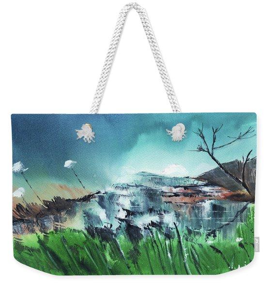 Surreal 3 Weekender Tote Bag