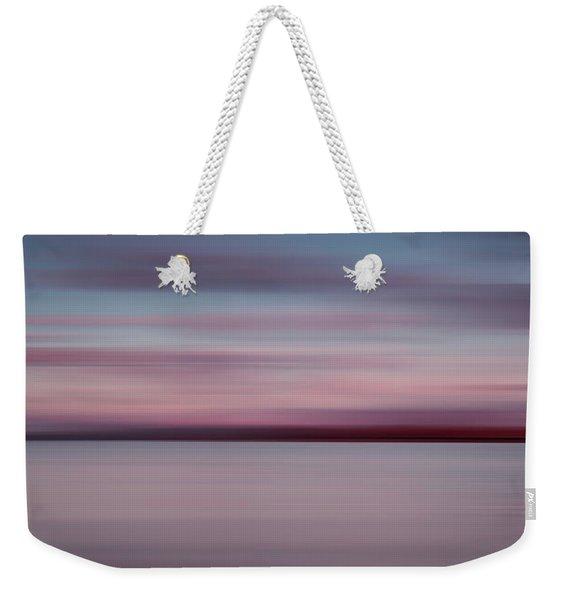 Surreal Beach Weekender Tote Bag