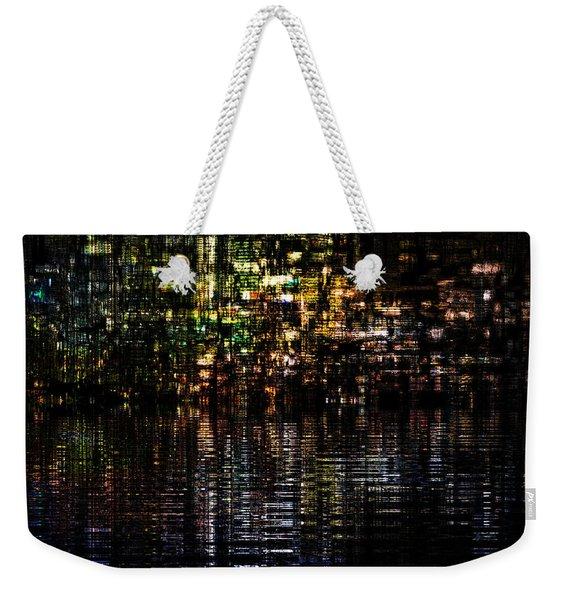 Surreal Evening Weekender Tote Bag