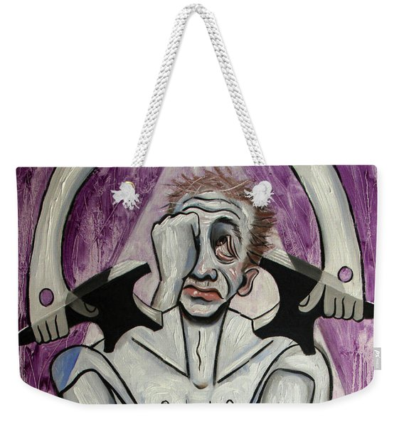 Surrender Weekender Tote Bag