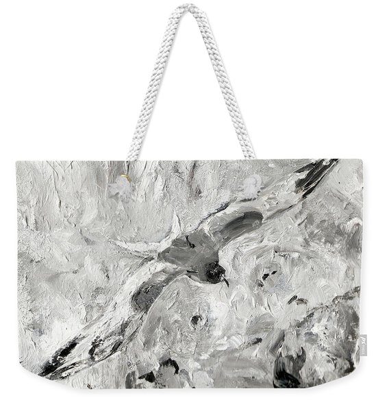 Swallow-tailed Gull Weekender Tote Bag