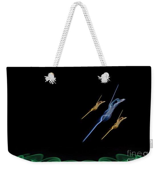 Swallows Weekender Tote Bag