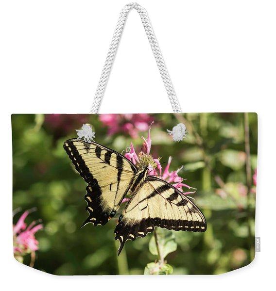 Swallowtail Butterfly 2016-1 Weekender Tote Bag