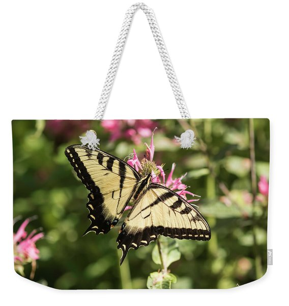 Swallowtail Butterfly 2016-1 Weekender Tote Bag