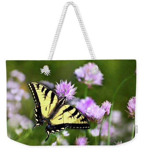 Swallowtail Butterfly Dream Weekender Tote Bag