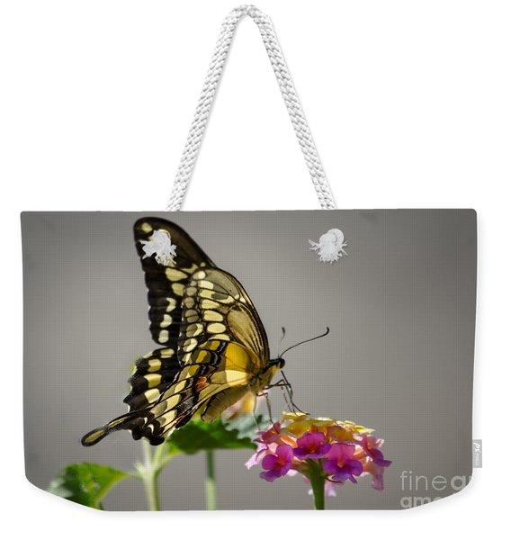 Swallowtail Weekender Tote Bag