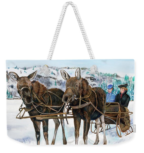 Swamp Donkies Weekender Tote Bag