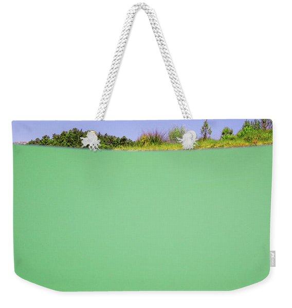Swamp Weekender Tote Bag
