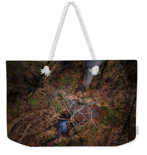 Swamp Tree Weekender Tote Bag