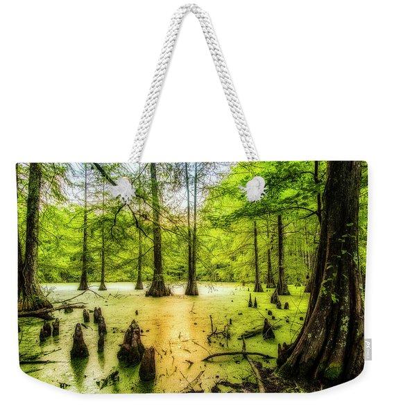 Swampland Dreams Weekender Tote Bag