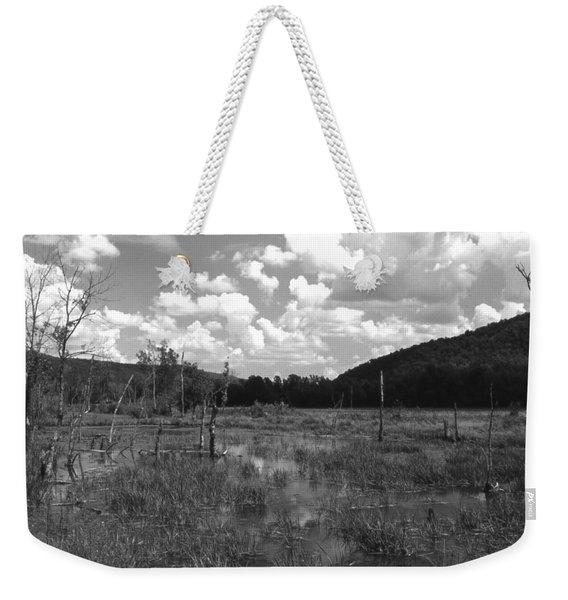 Swampoem Weekender Tote Bag