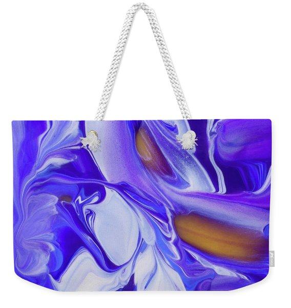 Swan Song Weekender Tote Bag