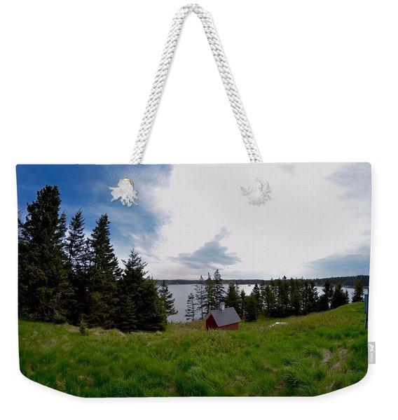 Swans Island Bay Weekender Tote Bag