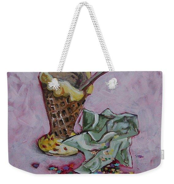 Sweet Afterglow Weekender Tote Bag