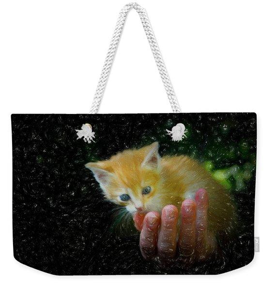 Sweet Cat # 3 Weekender Tote Bag