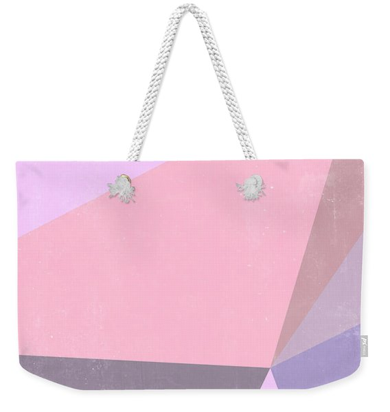 Sweet Collage Weekender Tote Bag