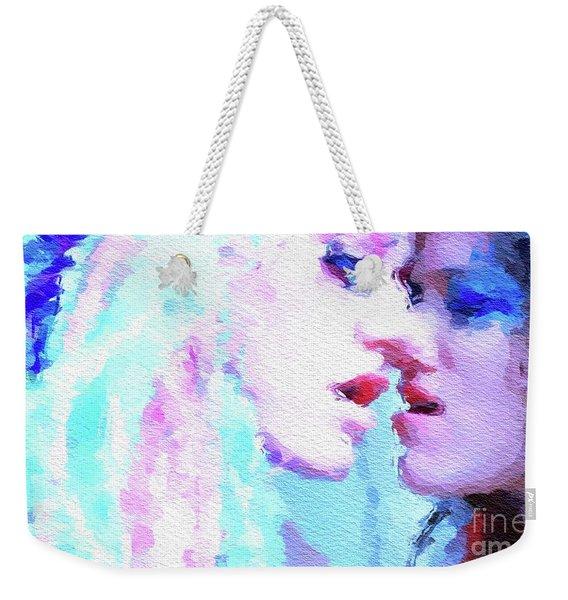 Sweet Desire Weekender Tote Bag