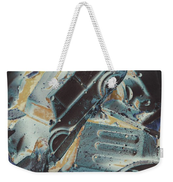 Sweet Destruction Weekender Tote Bag