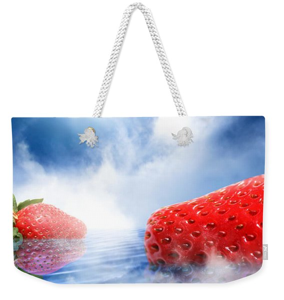 Sweet Escape Weekender Tote Bag