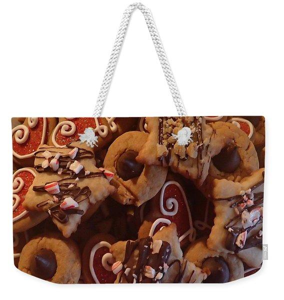 Sweet Heart Weekender Tote Bag