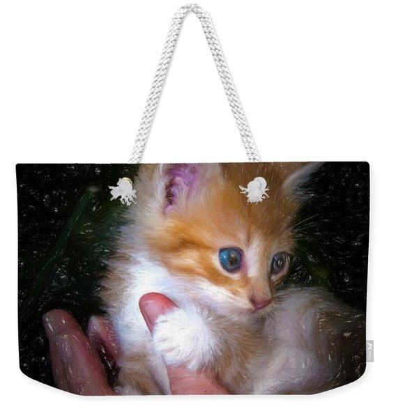 Sweet Kitten#2 Weekender Tote Bag
