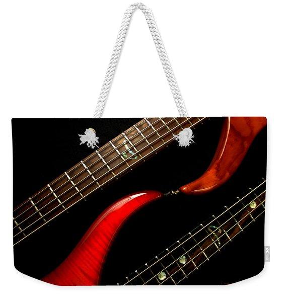 Sweet Refrain Weekender Tote Bag