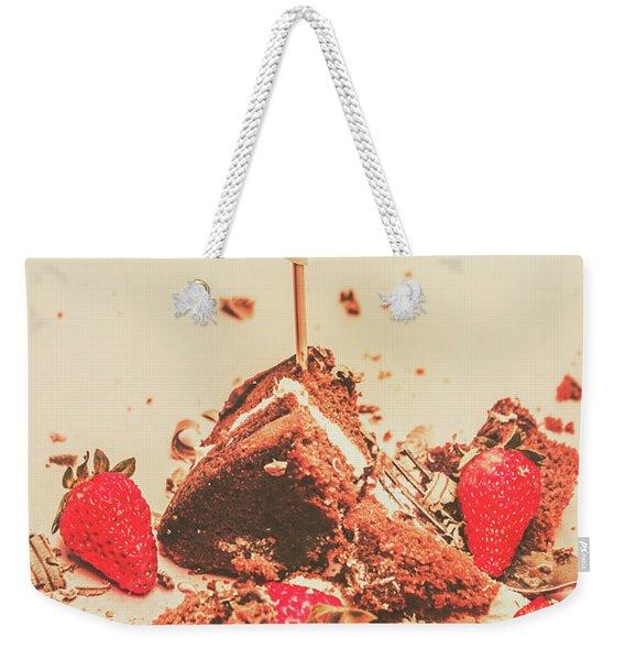 Sweet Revenge Weekender Tote Bag