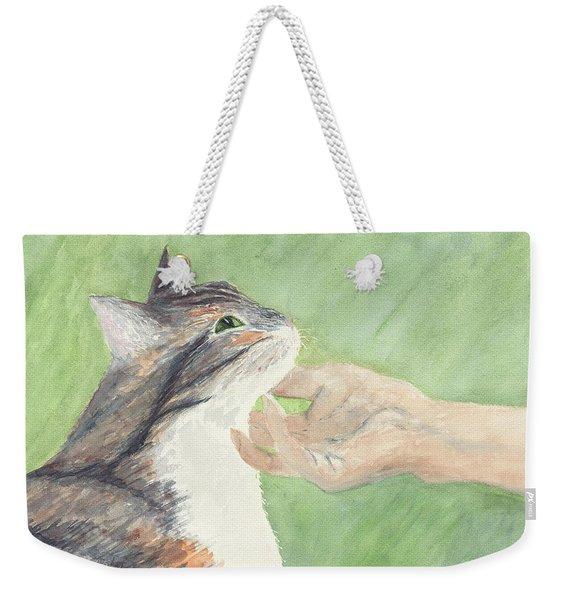 Sweet Spot Weekender Tote Bag