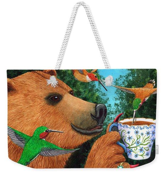 Sweet Tea Weekender Tote Bag