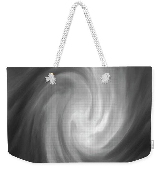 Swirl Wave Iv Weekender Tote Bag