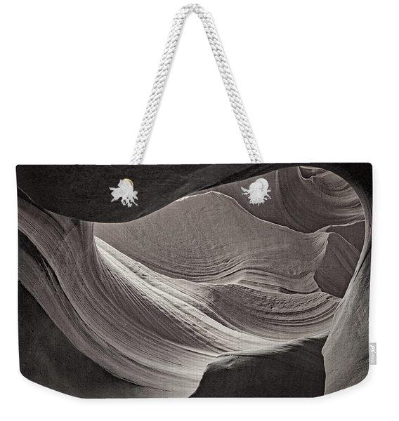 Swirled Rocks Tnt Weekender Tote Bag