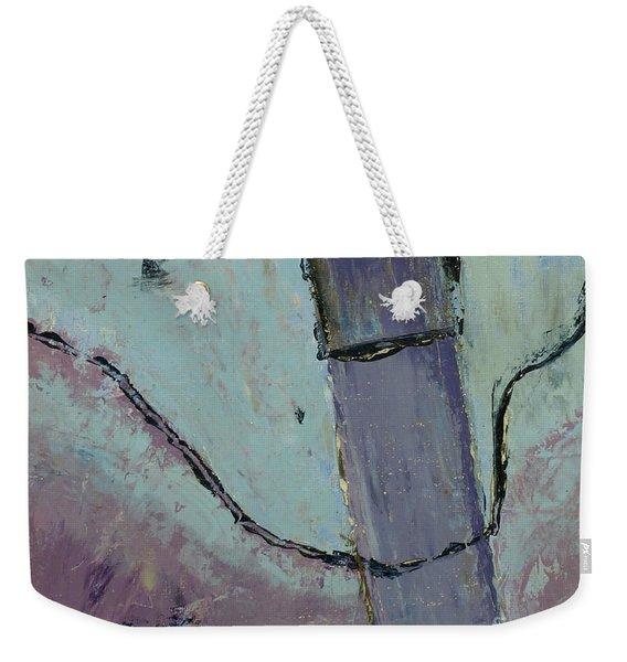 Swiss Roof Weekender Tote Bag