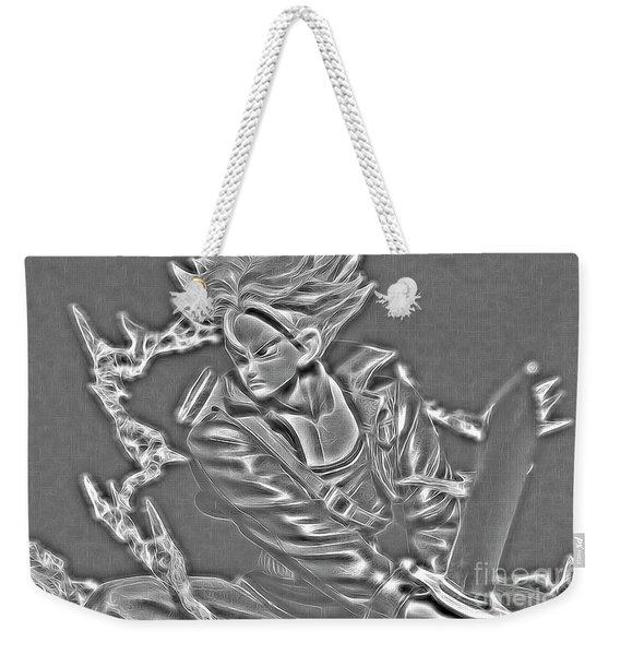Sword Rush Trunks Weekender Tote Bag