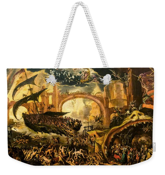 Sybil And Aeneas In The Underworld  Weekender Tote Bag