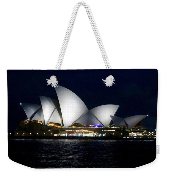 Sydney Opera House Weekender Tote Bag
