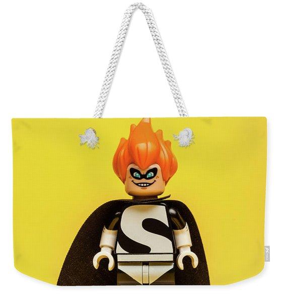 Syndrome Weekender Tote Bag