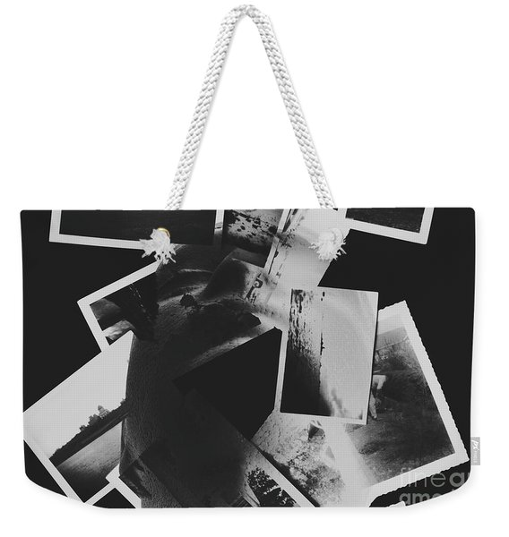 Systematic Recollection Of Memories Weekender Tote Bag