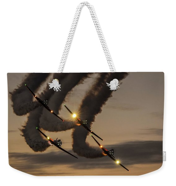 T-6 Tango Weekender Tote Bag