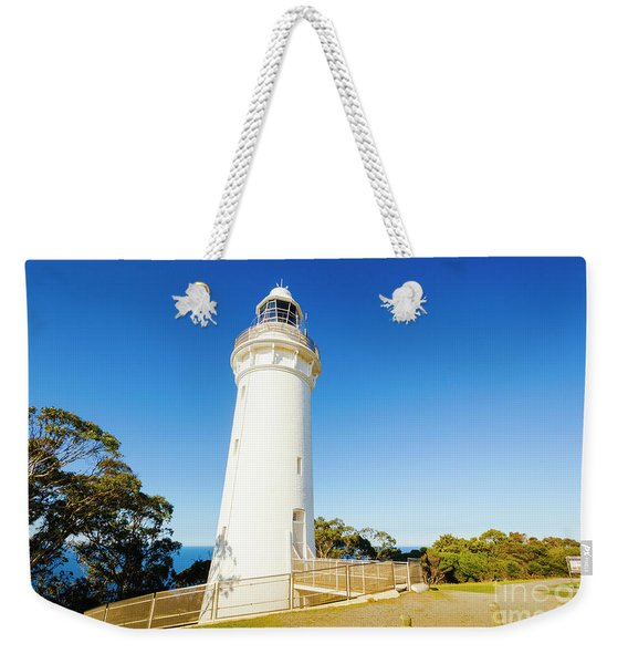Table Cape Architecture Weekender Tote Bag