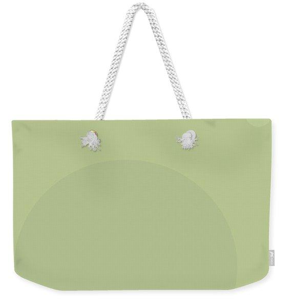 Table Weekender Tote Bag