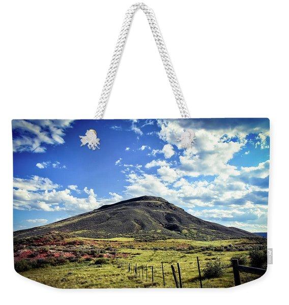 Table Mountain  Weekender Tote Bag