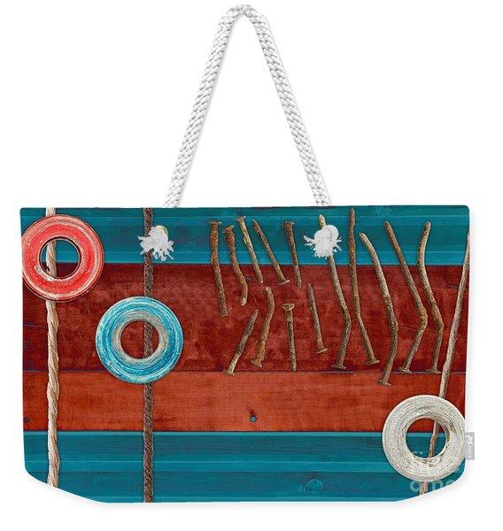 Tablo - 01a Weekender Tote Bag