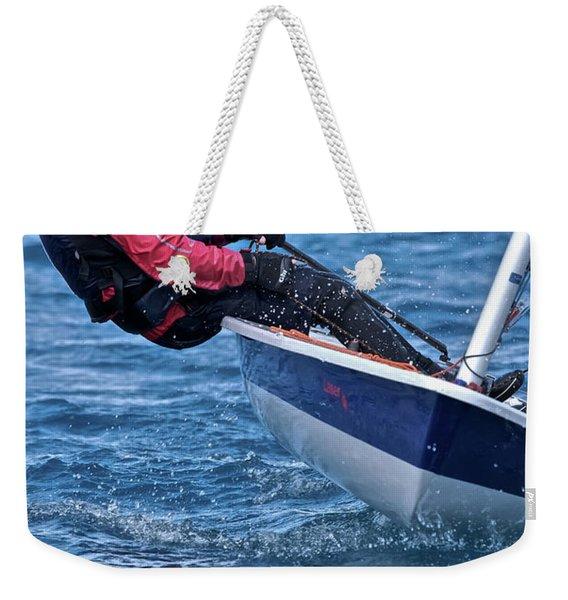 Tahoe 47 Weekender Tote Bag