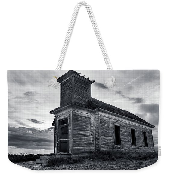 Taiban Presbyterian Church, New Mexico Weekender Tote Bag