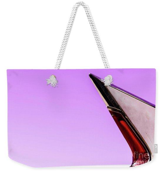 Tail Fin Weekender Tote Bag