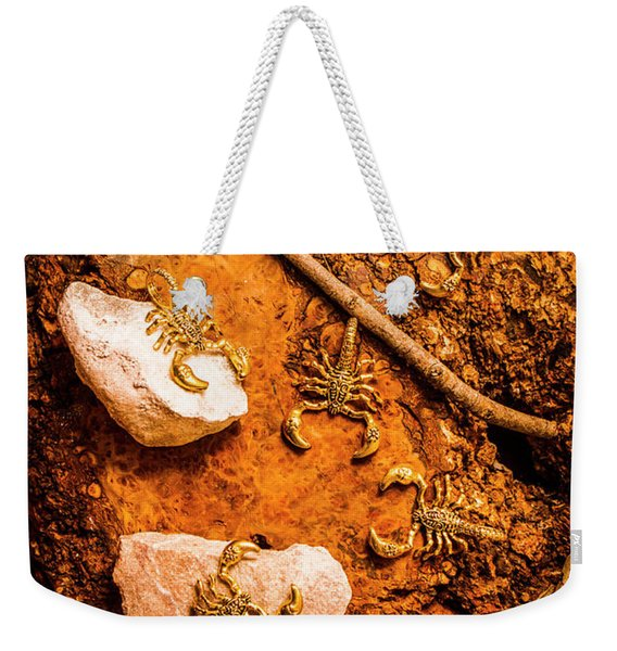 Tails From Ancient Egypt Weekender Tote Bag
