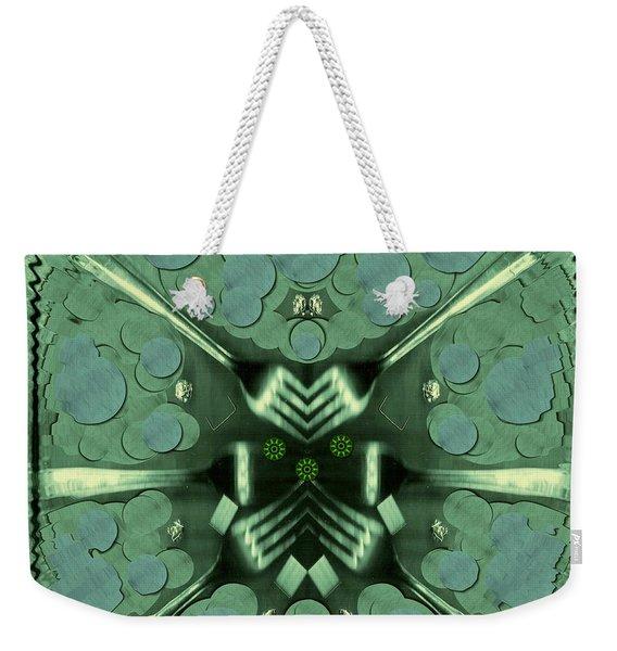 Take A Bit Of Love Weekender Tote Bag